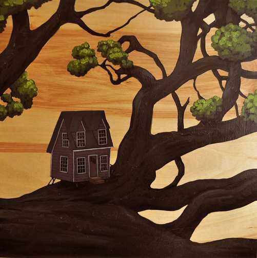 Tree House by  Matt Lively - Masterpiece Online