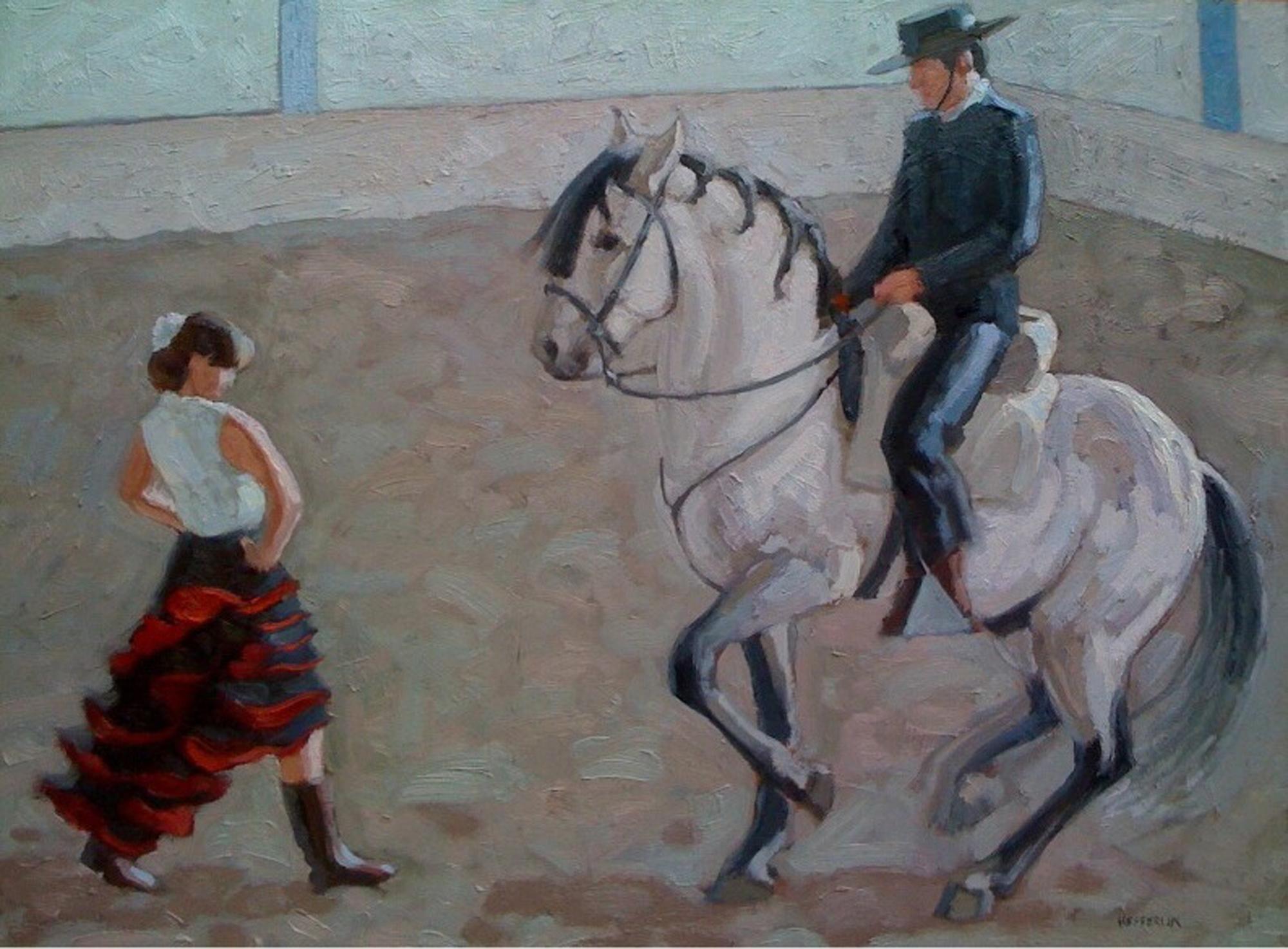Bold Approach by  Melissa Hefferlin - Masterpiece Online