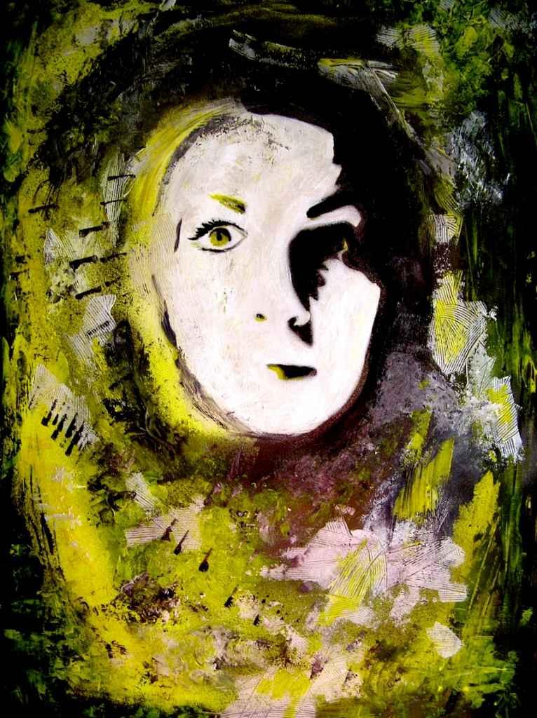Self Portrait by Mme Ioana JITARU - Masterpiece Online