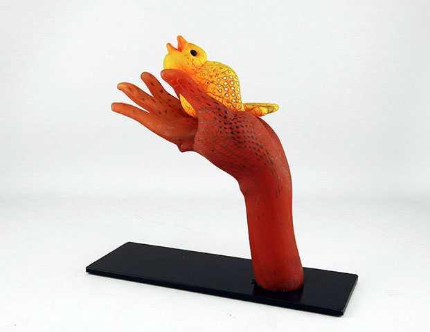 Bird in Hand by  Joe Hobbs - Masterpiece Online