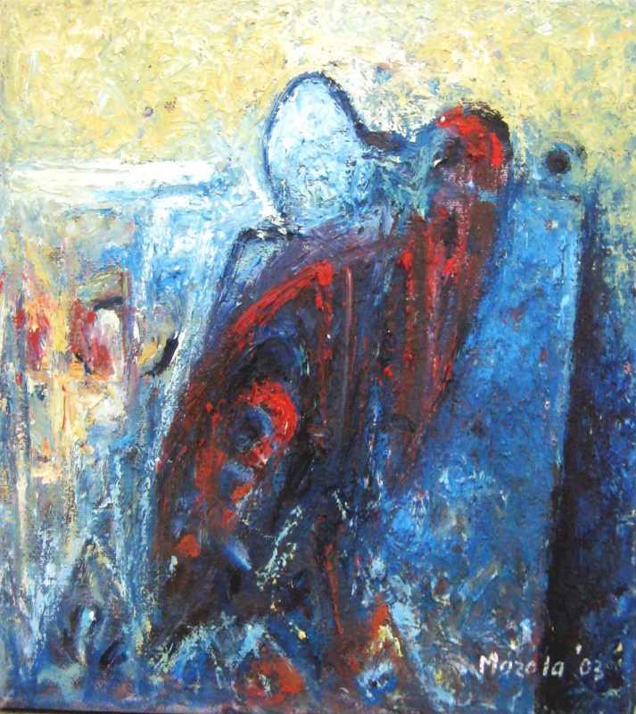 Un Titled 2 by Mr. Patrick Mazola - Masterpiece Online