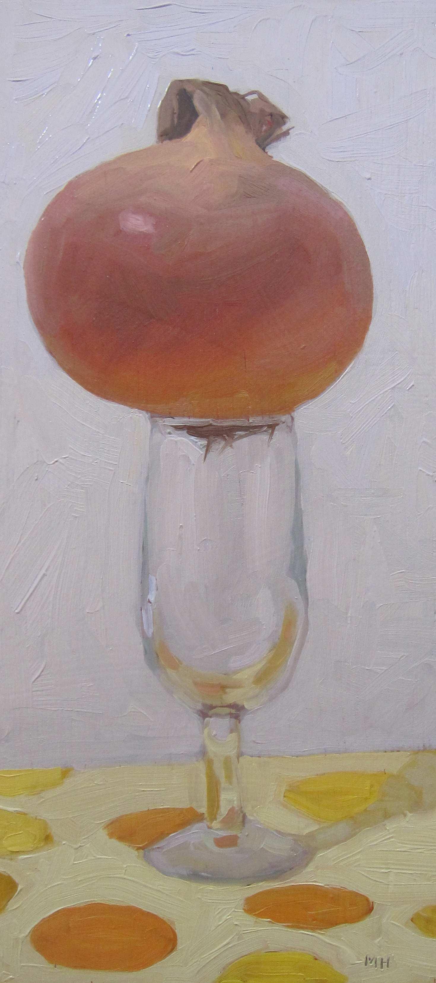 Onion (Cebolla) by  Melissa Hefferlin - Masterpiece Online