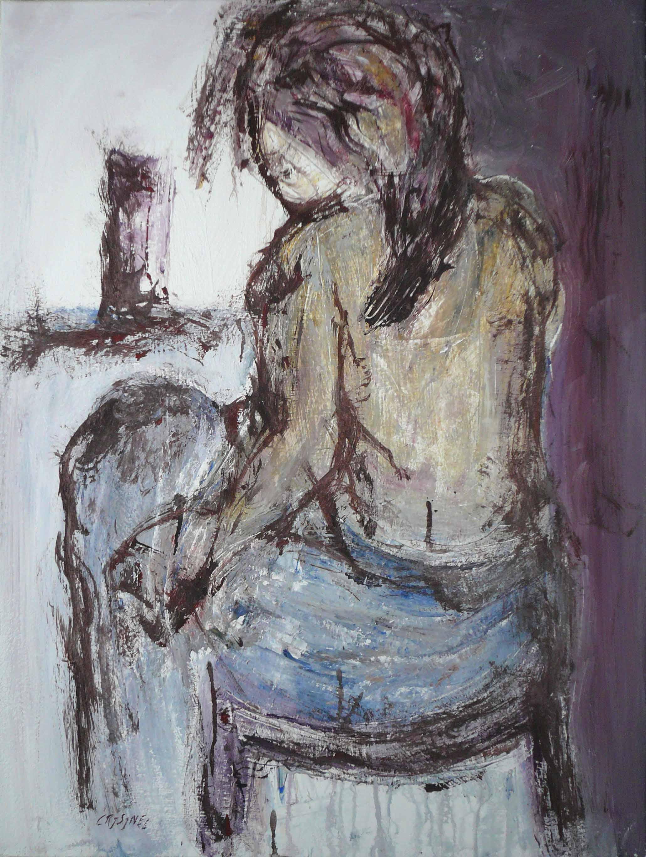 Au bar by   CRISINEL - Masterpiece Online