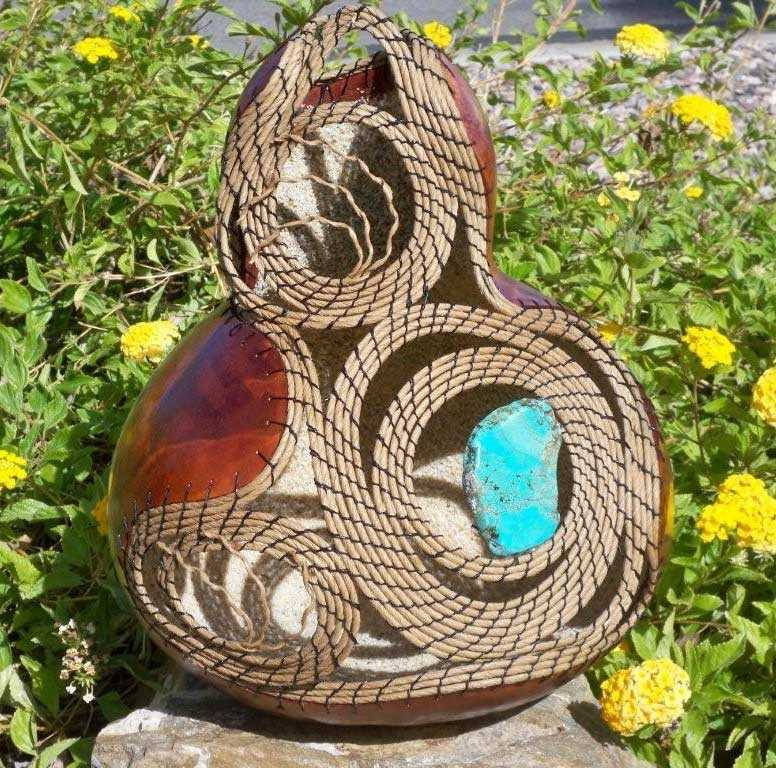 Turquoise Energy by  Romelle Durand - Masterpiece Online