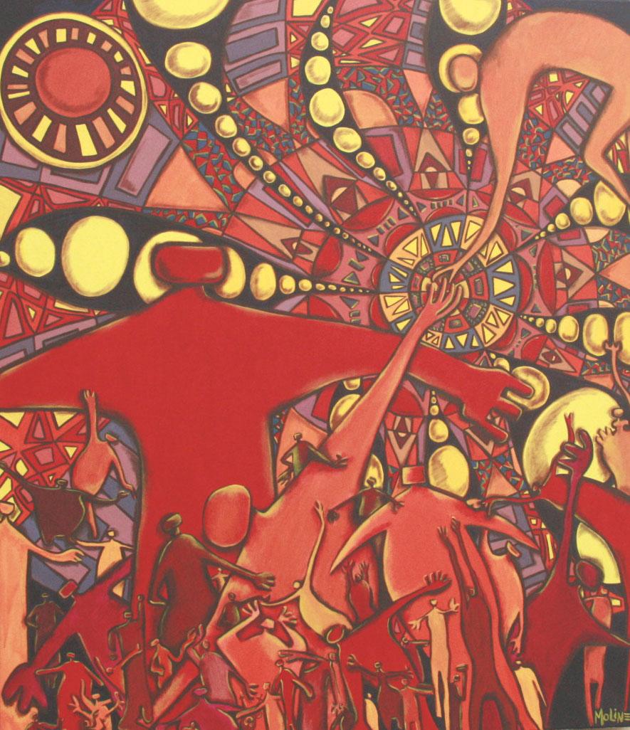 Mujercitas by  Natalia Molinero - Masterpiece Online