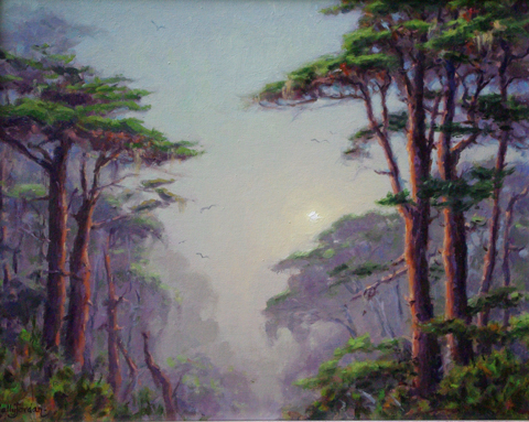 The Forest Primeval by  Sally  Jordan - Masterpiece Online