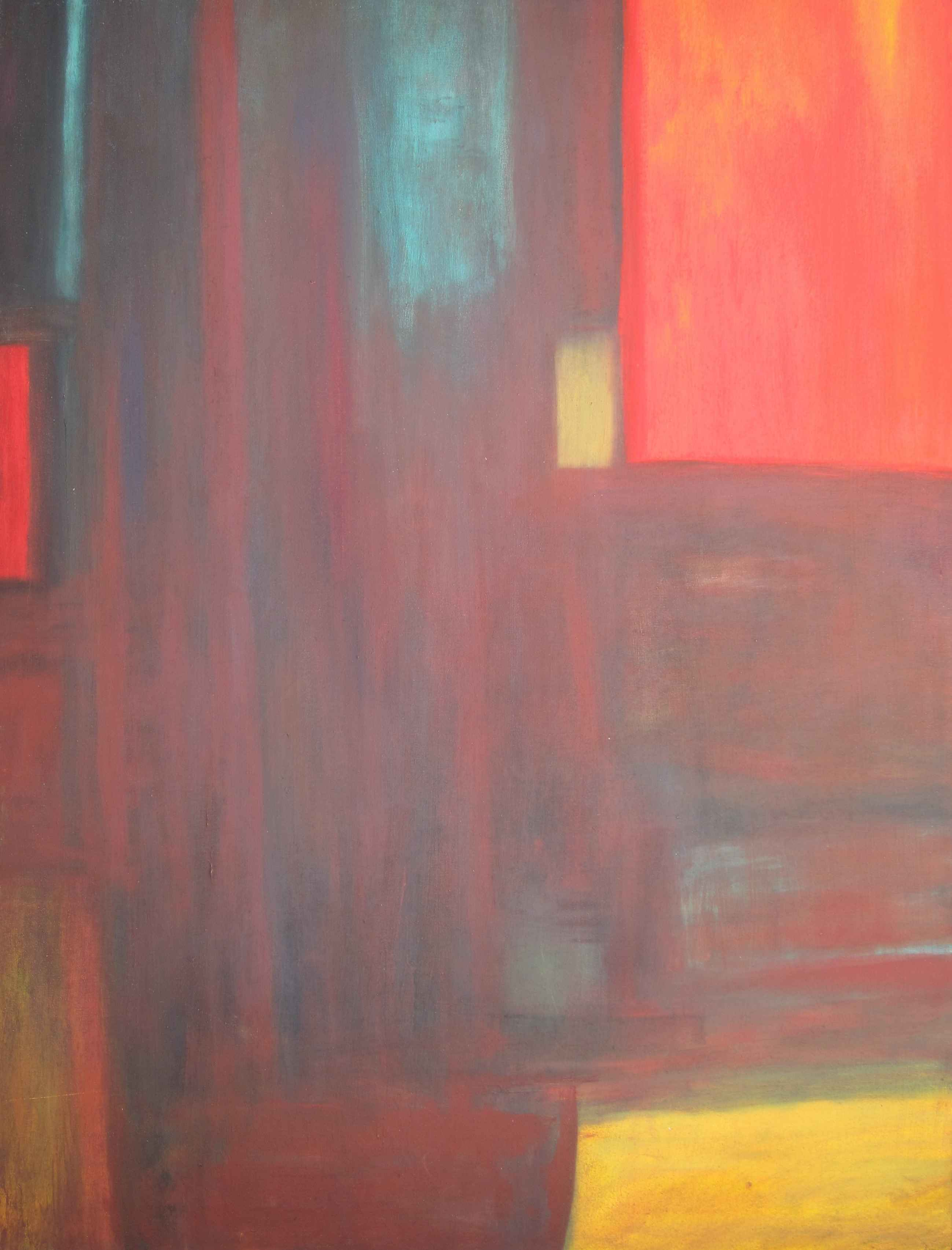 Abstract by  Sergine ANDRE - Masterpiece Online