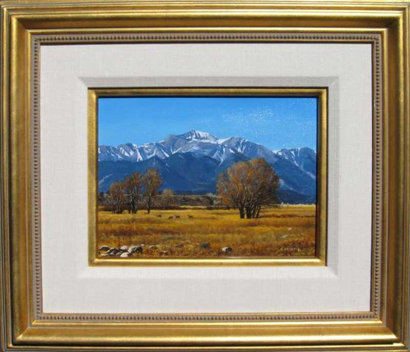 Colorado Autumn by  Reid Christie - Masterpiece Online