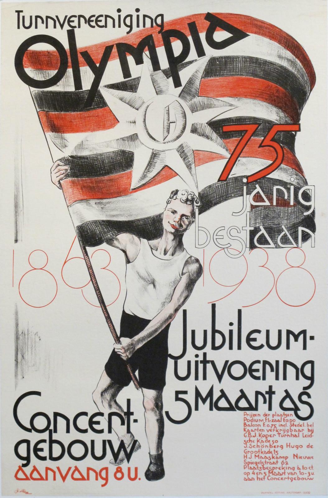 Turnvereeniging olymp... by  illegible  - Masterpiece Online