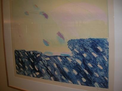 Dancing Seas II by  Betsy Margolis - Masterpiece Online