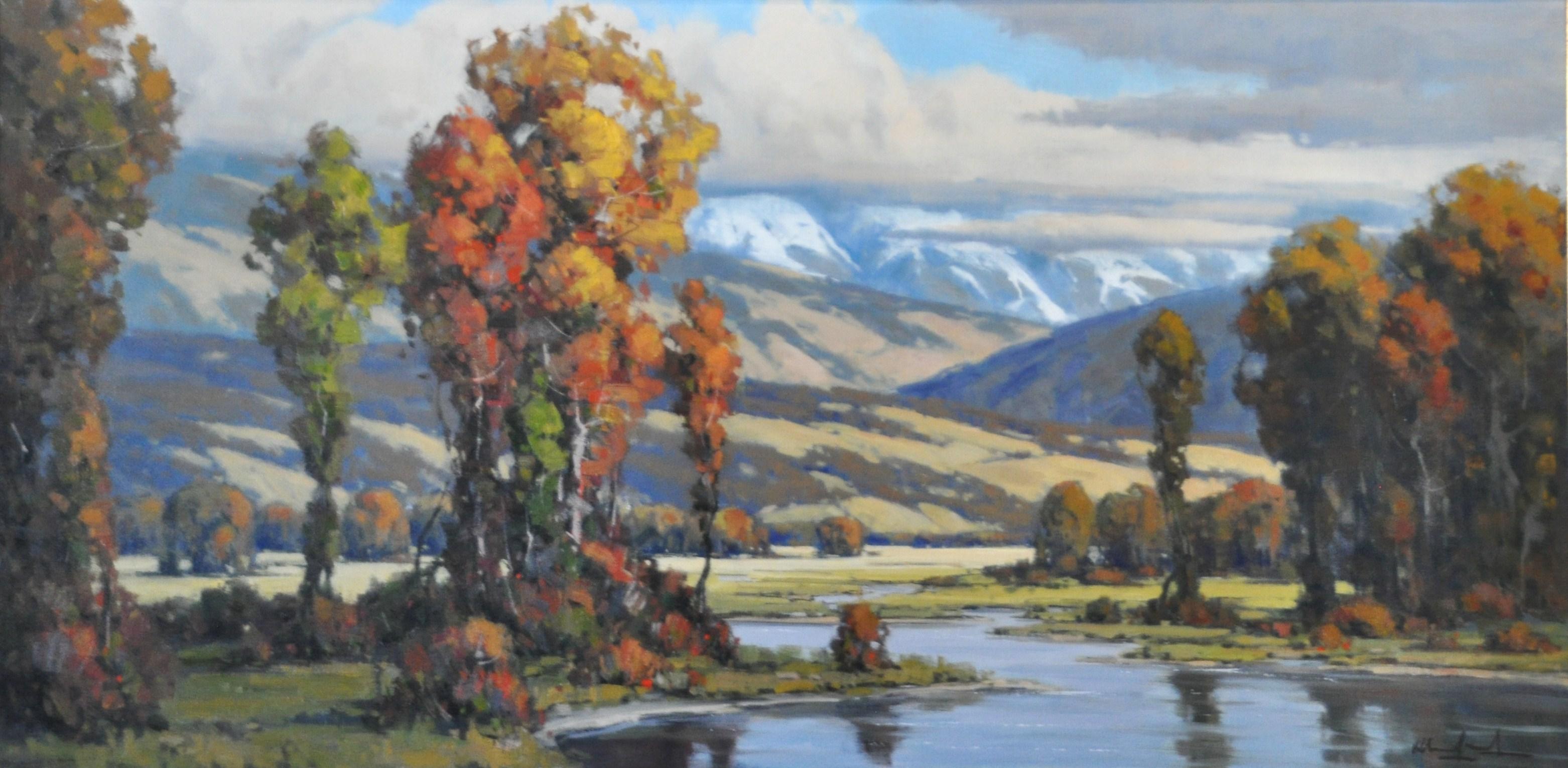 Autumn Melodies by  Allen Lund - Masterpiece Online