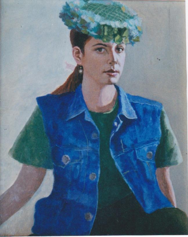 The Garage Sale Hat by  Melissa Hefferlin - Masterpiece Online