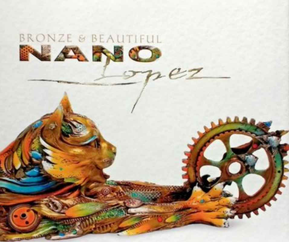 Bronze & Beautiful by  Nano Lopez - Masterpiece Online