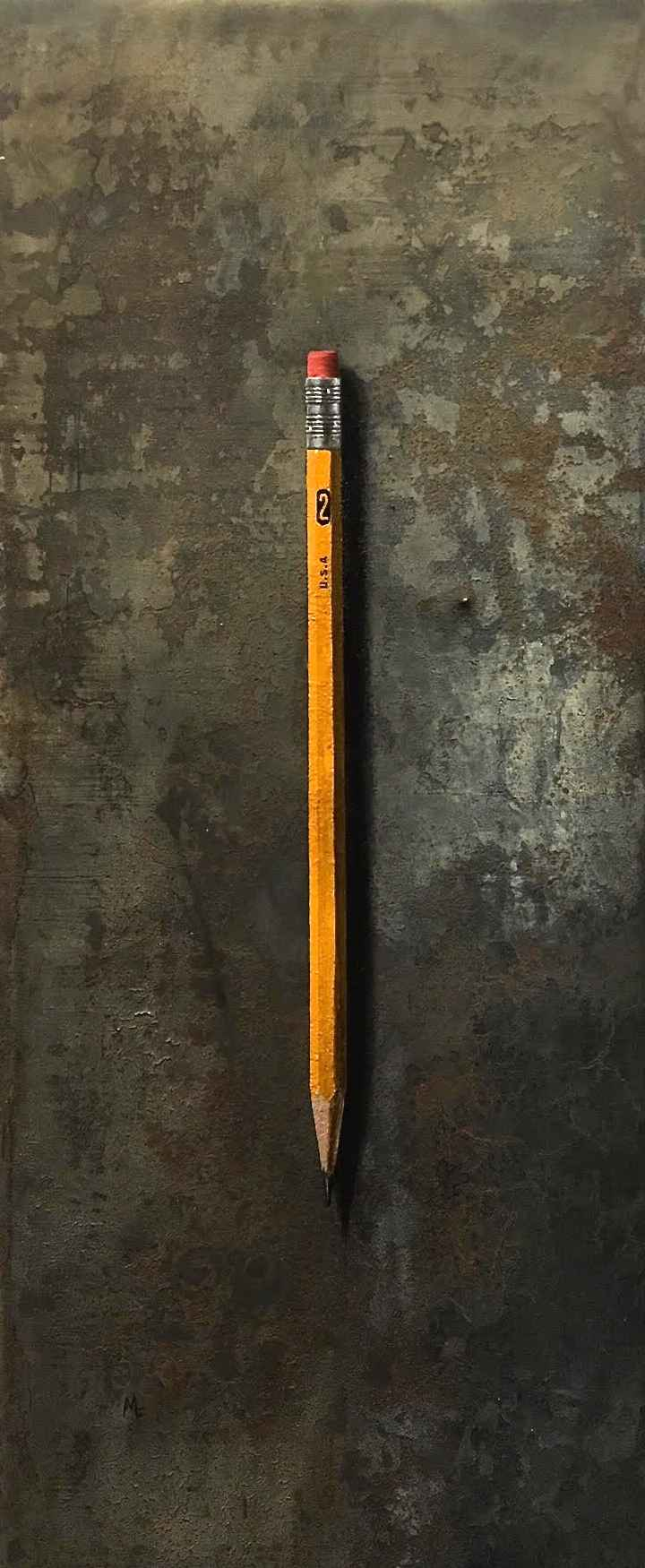 Pencil  by  Michael Fitts