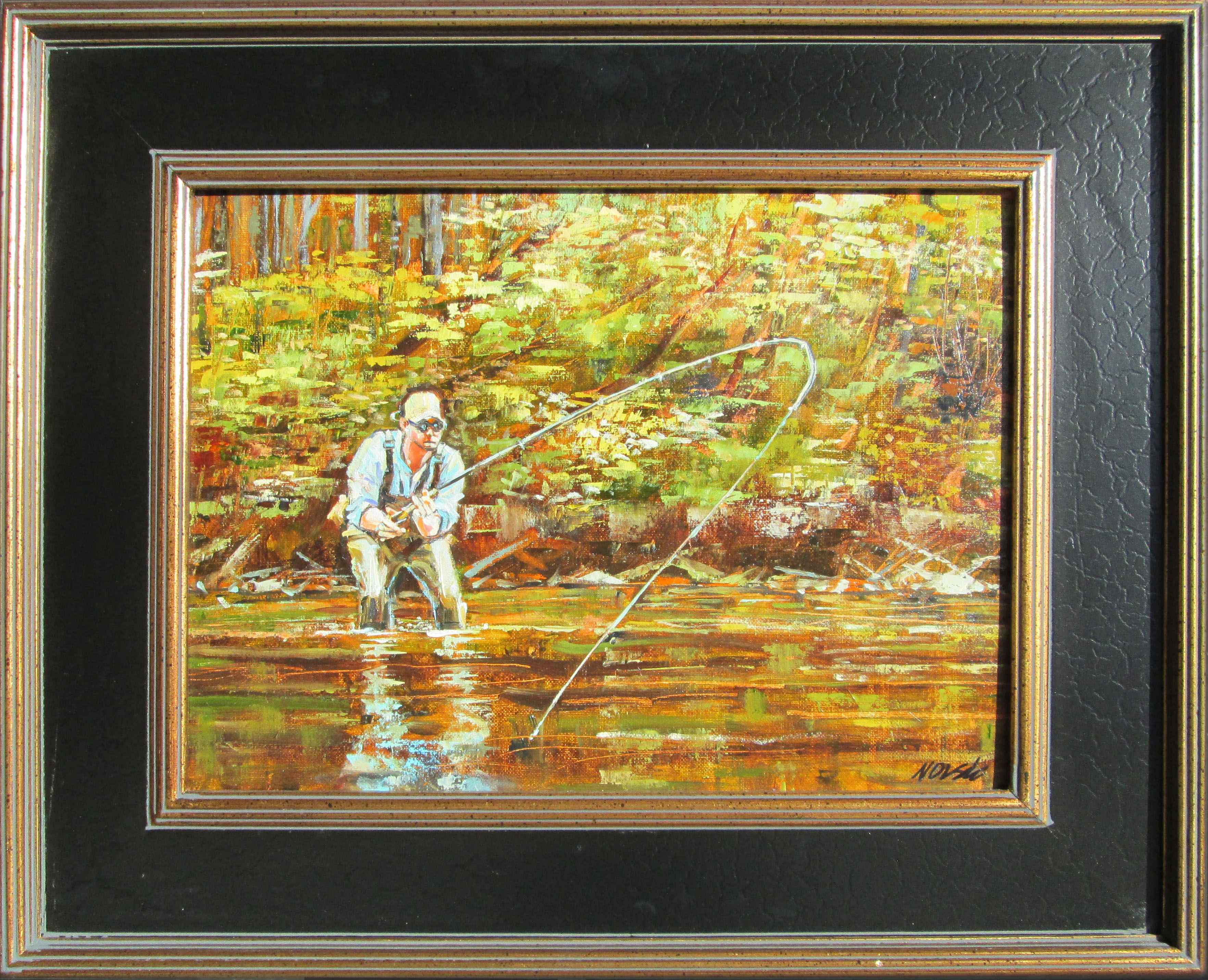 In the Brush by  David Volsic - Masterpiece Online