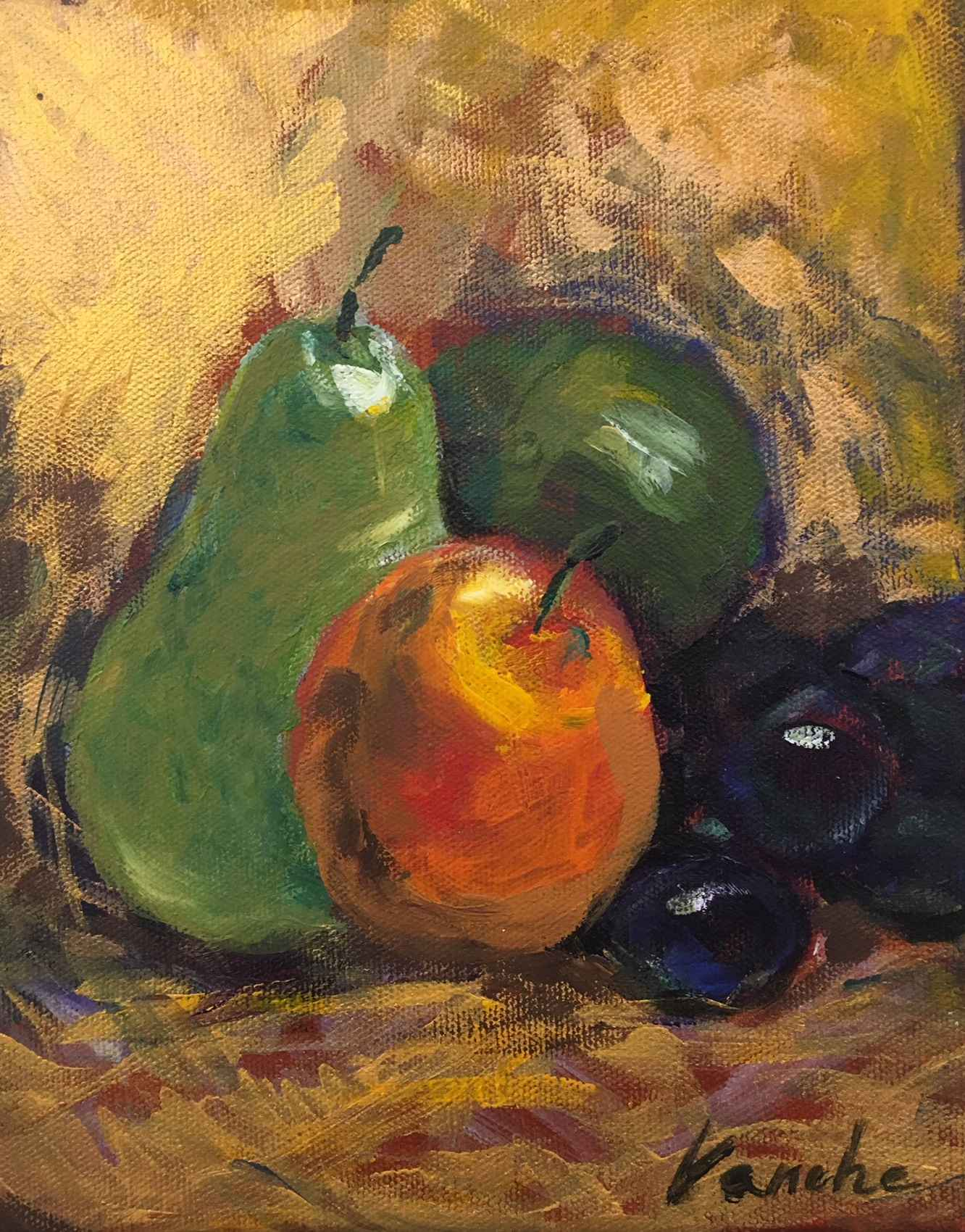 Fruits by  Ivan Papazov-Vanche - Masterpiece Online