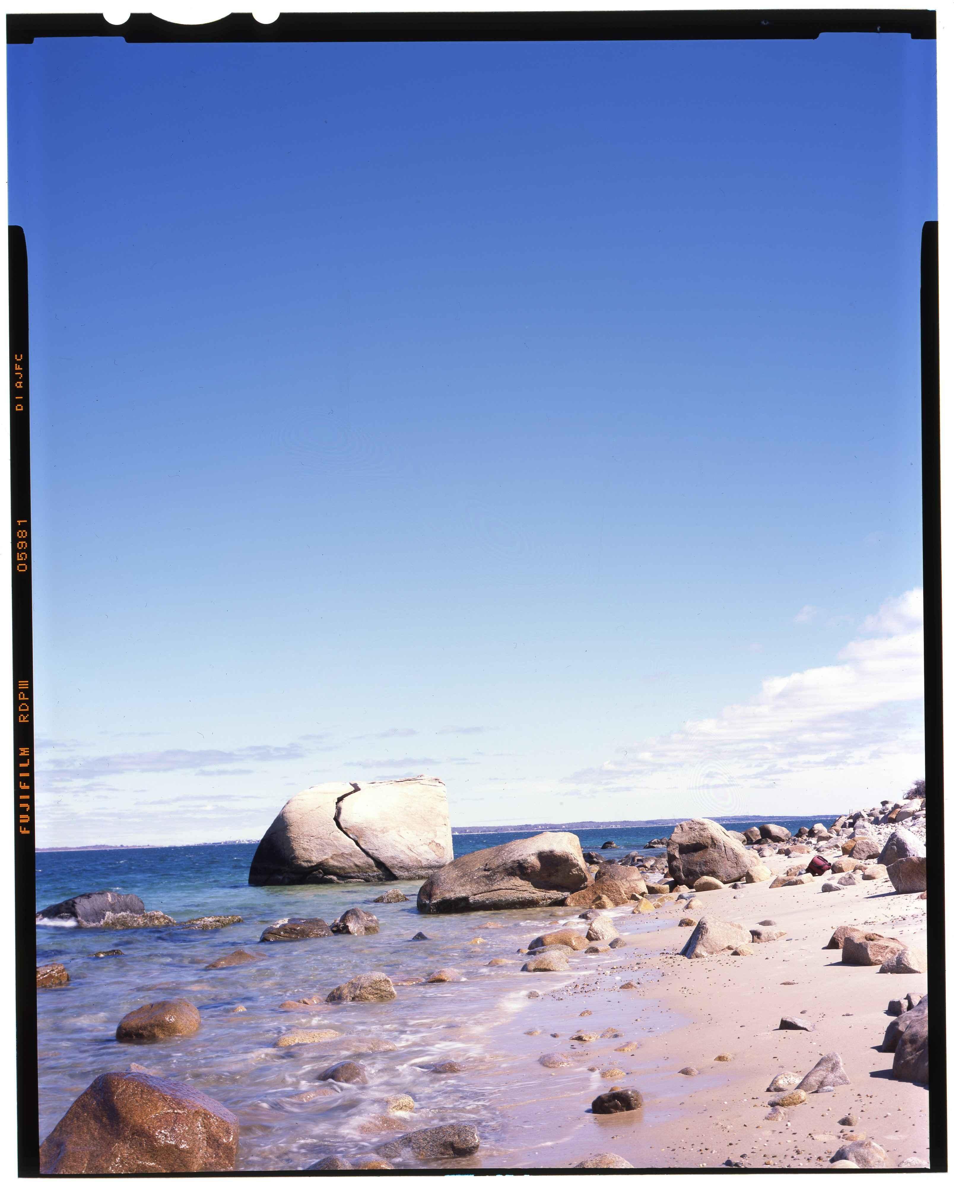 Split Rock Beach II by  Jhenn Watts - Masterpiece Online