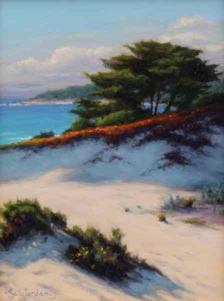 Dunes Early Light