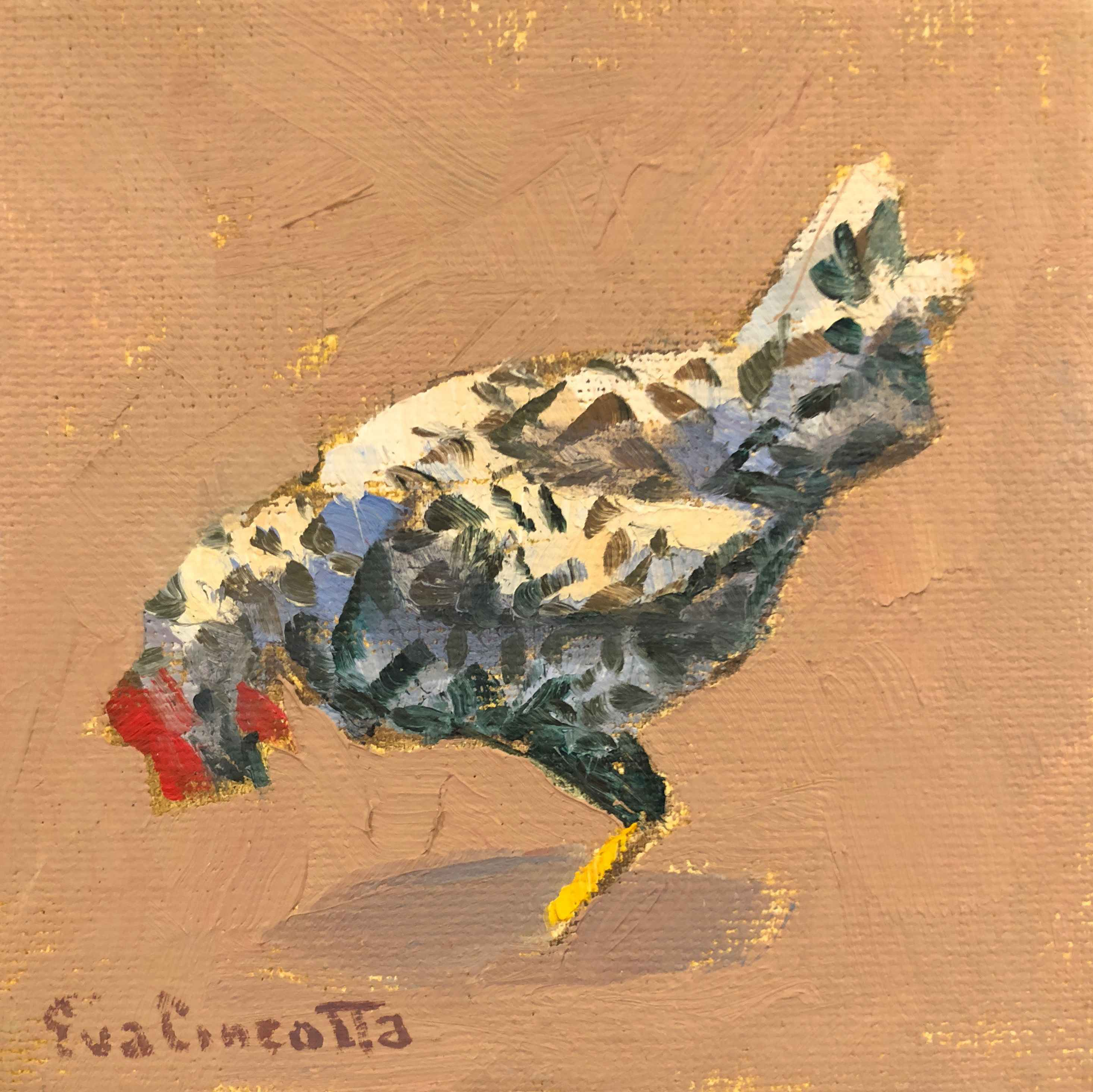 Speckled Feathers by  Eva Cincotta - Masterpiece Online