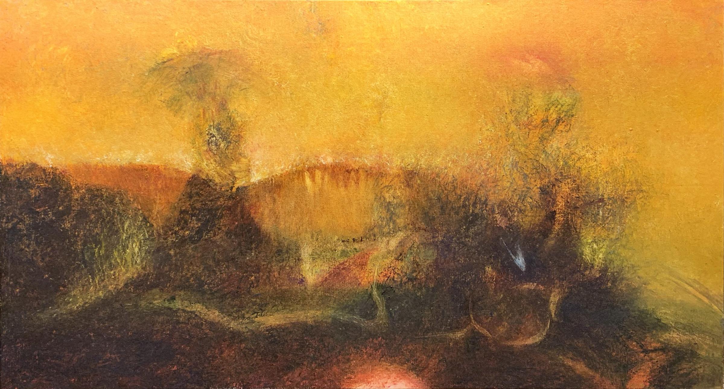 The Garden by  John Gary Brown - Masterpiece Online