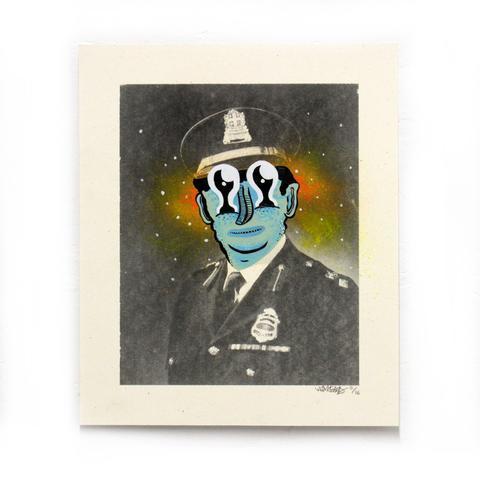 Cop #5 Of 16 by  Waxhead  - Masterpiece Online