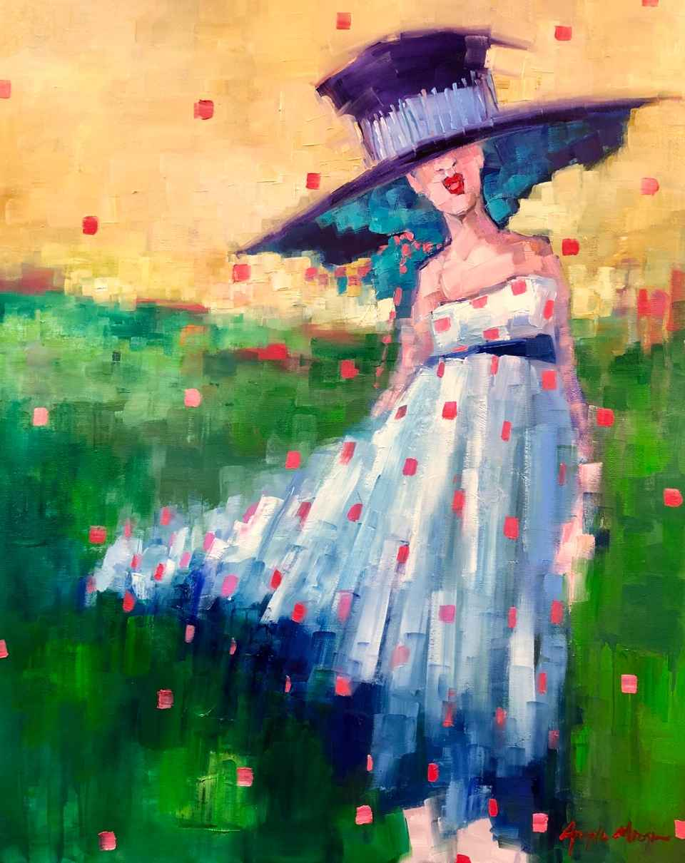 Fair winds by  Angela Morgan - Masterpiece Online