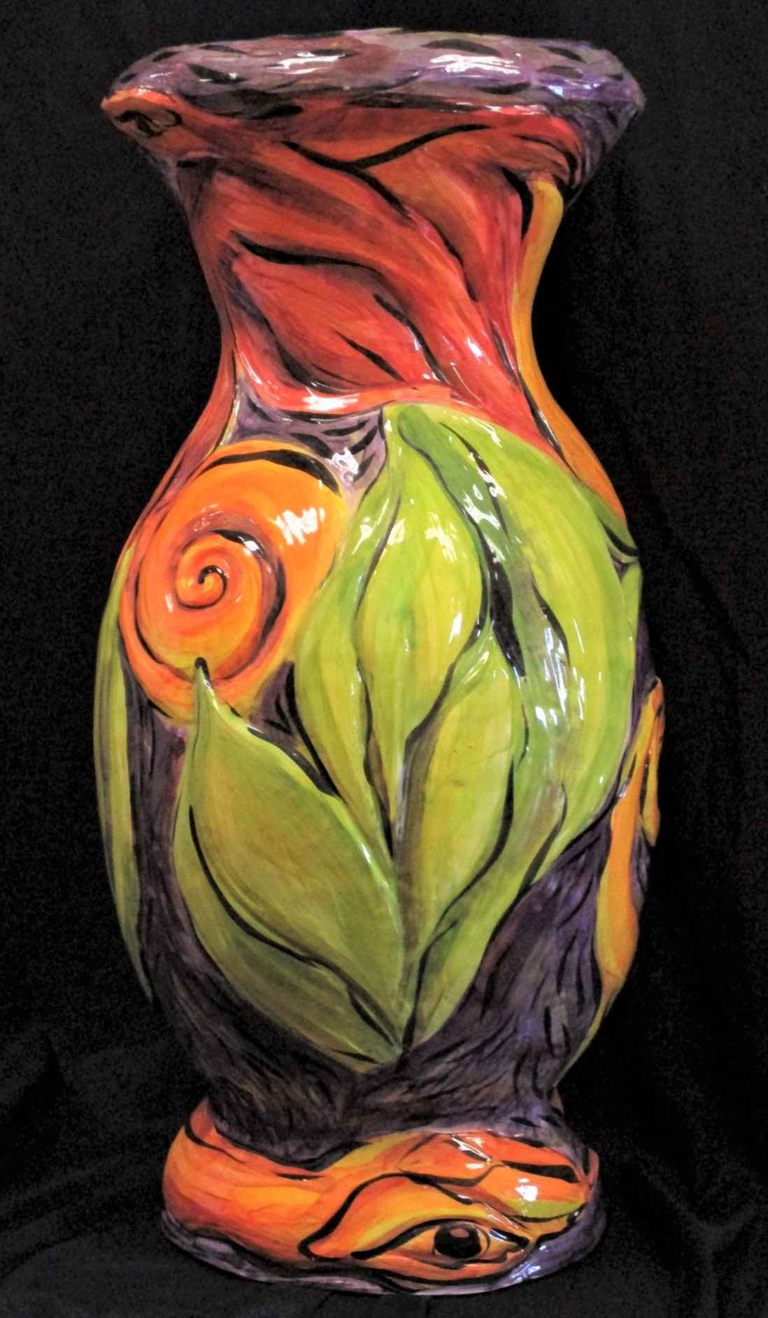 Untitled ( Vase) by  Patty Maly - Masterpiece Online