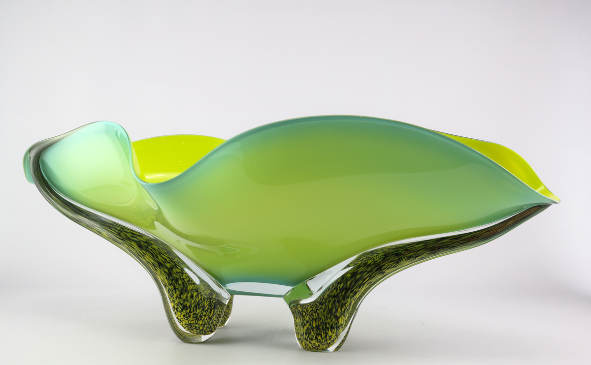 Tropical Bowl/Lime Ye... by  Ed Branson - Masterpiece Online