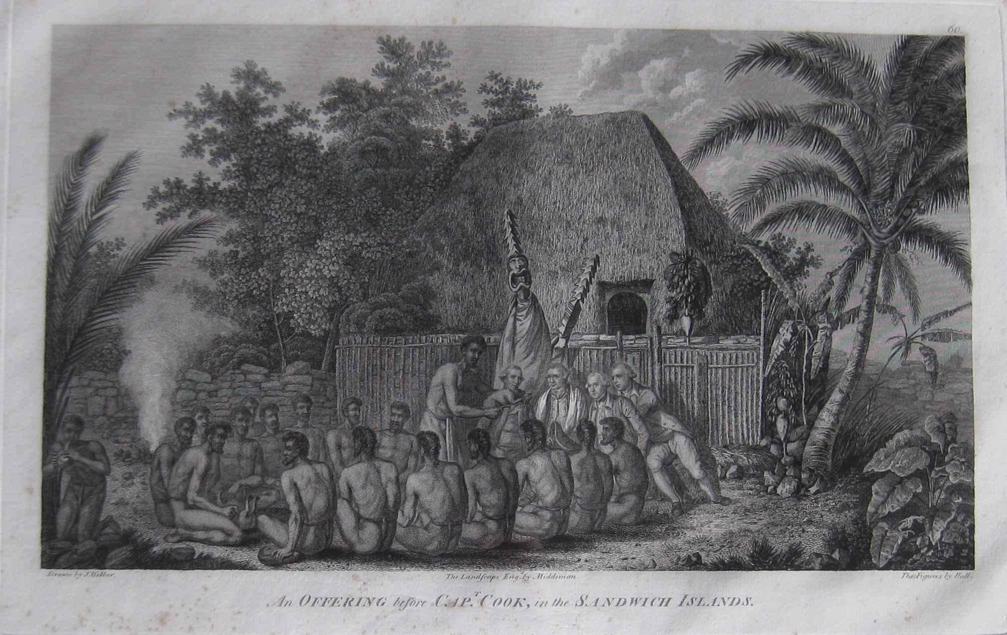 An Offering before Ca... by  John Webber (1752-1793) - Masterpiece Online