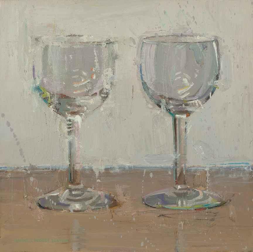 Waiting for Wine by  Dianne Massey Dunbar - Masterpiece Online