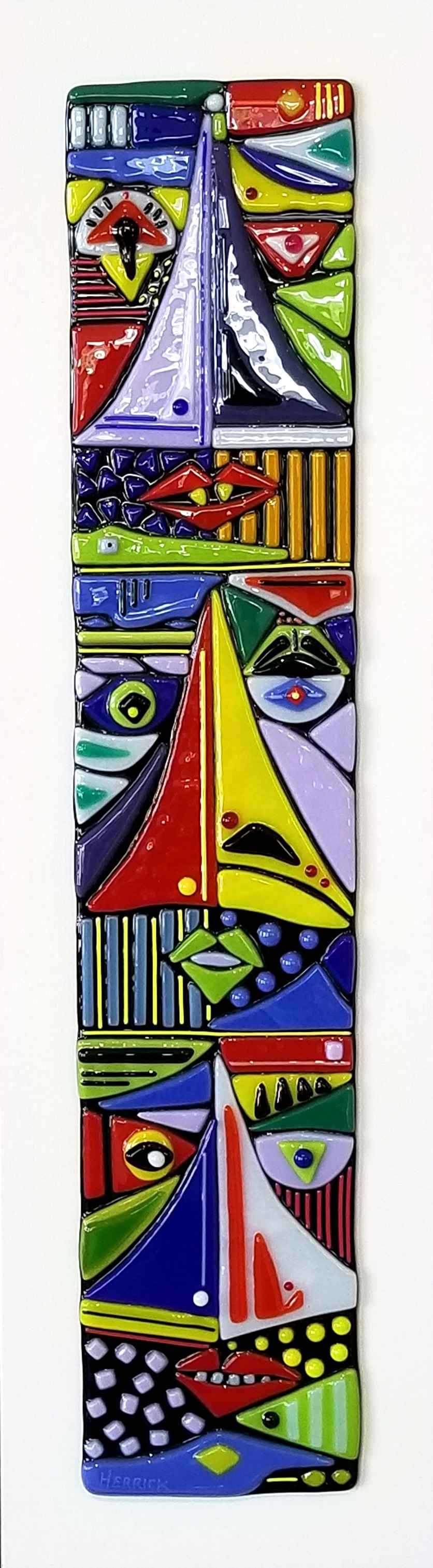 Untitled (Totem in Fr... by  Harriet and Don Herrick - Masterpiece Online
