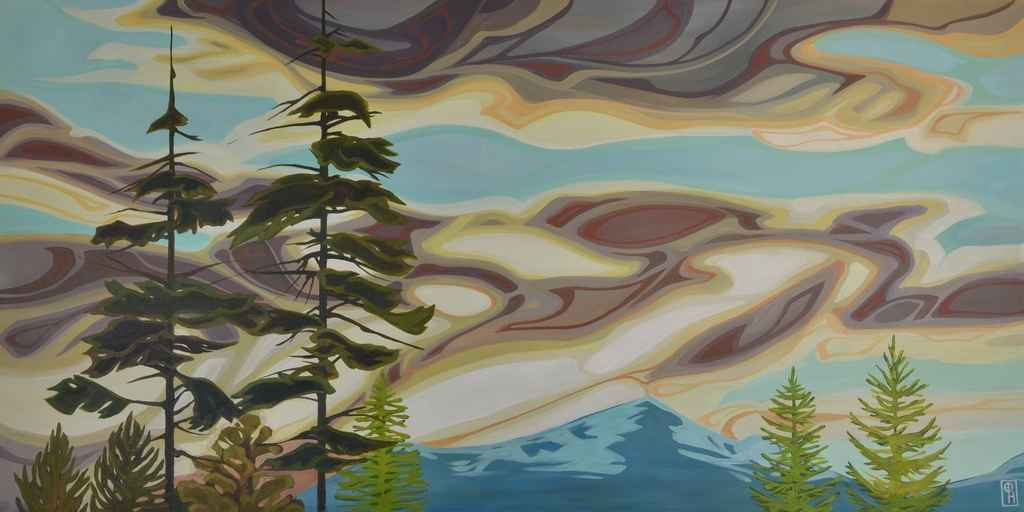 Sky Changes by  Erica Hawkes - Masterpiece Online