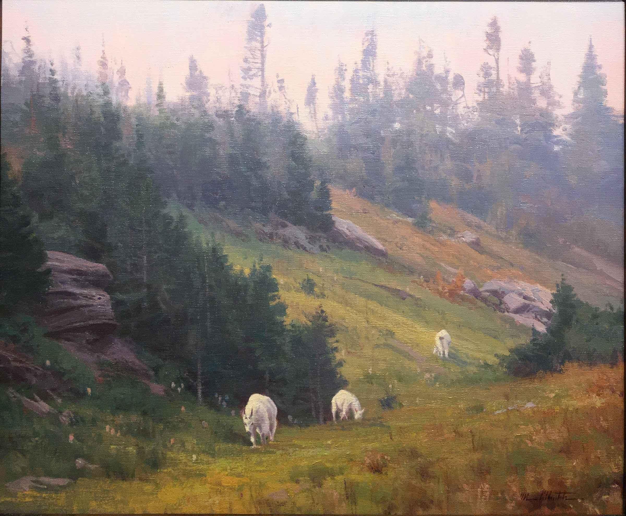 Growing Up by  Michael Albrechtsen - Masterpiece Online