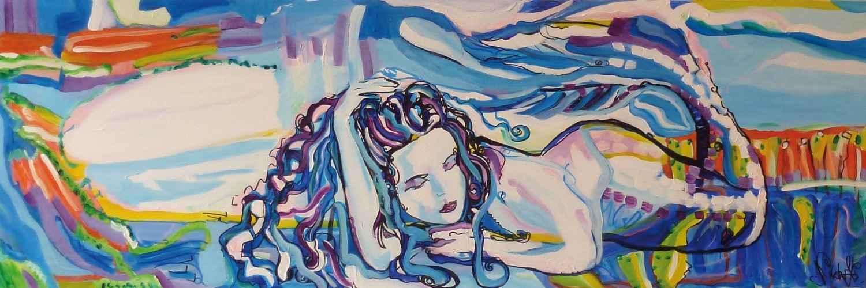 PURPLE SIREN by  Nikky C. - Masterpiece Online