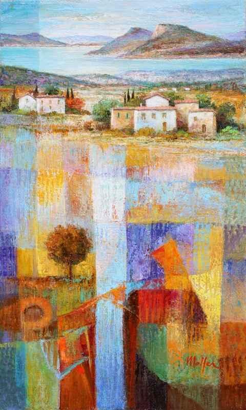 Lakeshore by  Mario Malfer - Masterpiece Online