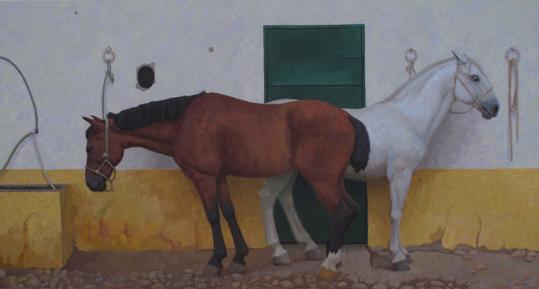 Andalusian Dreaming by  Melissa Hefferlin - Masterpiece Online