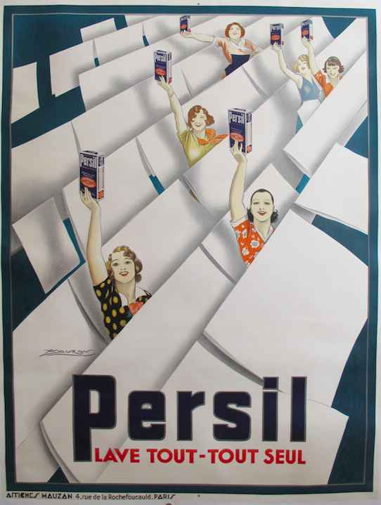 Persil - Lave Tout - ... by  Luciano Achille Mauzan - Masterpiece Online