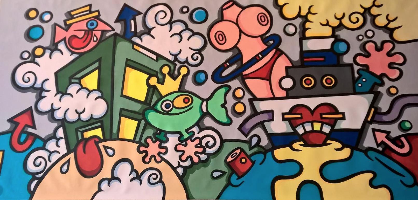 La Casa Verde by Mr. Aleandro Roncara - Masterpiece Online