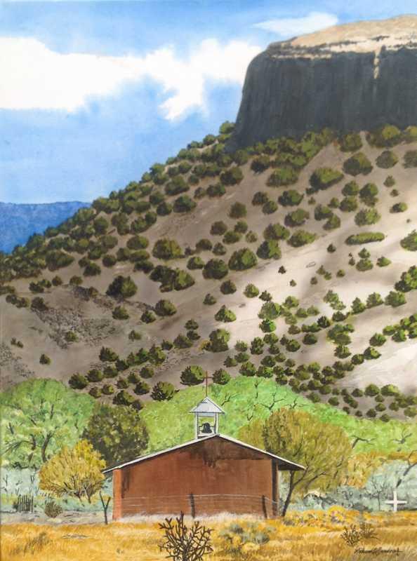 Black Mesa by  Richard C. Sandoval - Masterpiece Online