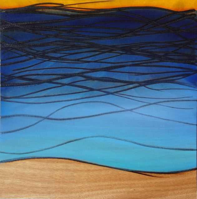 Mahogany by  Scott Fitzel - Masterpiece Online