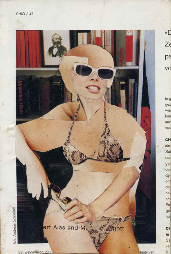 Snakeskin Bikini by  Alex McKeithen - Masterpiece Online