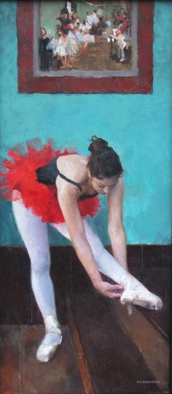Degas Vu by  Michael Fitzpatrick - Masterpiece Online