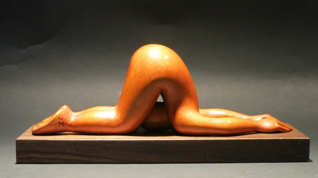 Yoga Pose #9 by  Mike Medow - Masterpiece Online