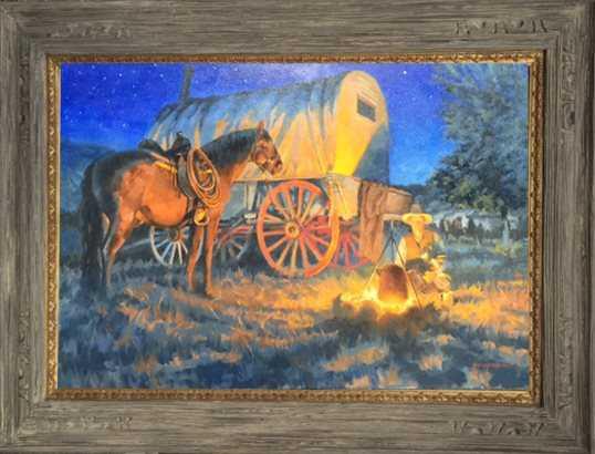 Faithful Companions by  Rick McCollum - Masterpiece Online