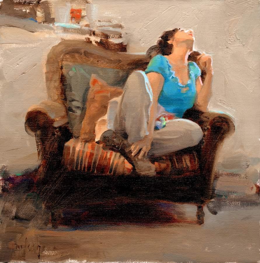 Studio Chair by  Kim English - Masterpiece Online
