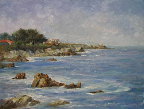 Pacific Grove by  Kelvin  Lei - Masterpiece Online