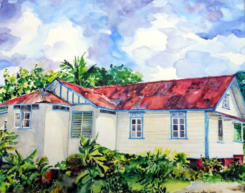 Lost in St. Augustine by Mrs. Marsha Trepte - Masterpiece Online