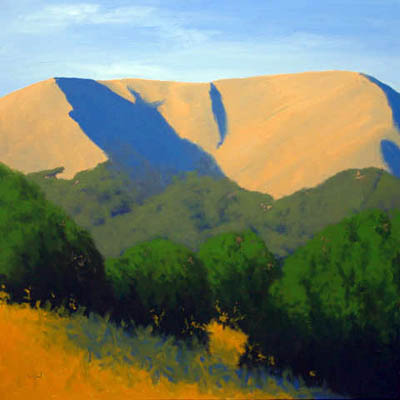 Strong Shadows Carmel... by  Donald  Craghead - Masterpiece Online