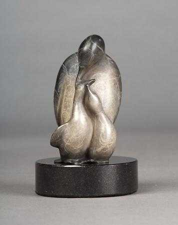 Penguins by  Rip & Alison Caswell - Masterpiece Online