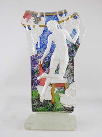 Washday by  Wendy Saxon Brown - Masterpiece Online